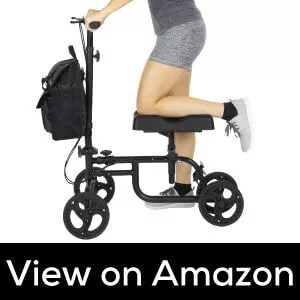 lightweight knee walker