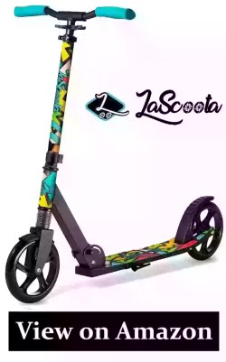 Kick Scooters for Adults Commuting