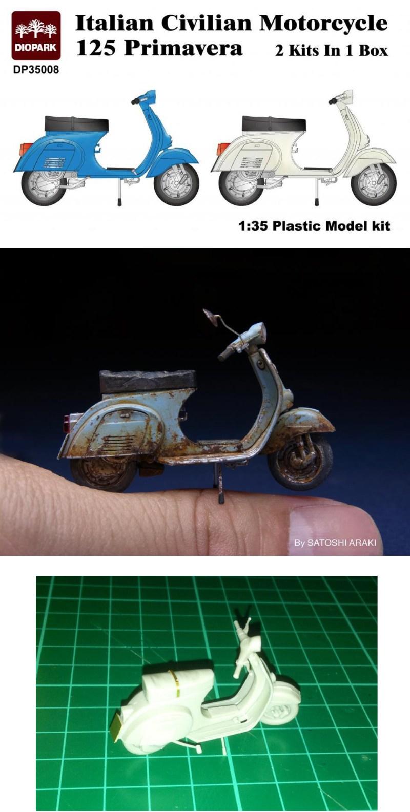 Small Frame Vespa Models | Framebob org