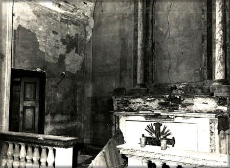 interno l'abside