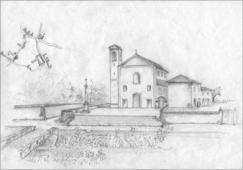 ricostruzione chiesa