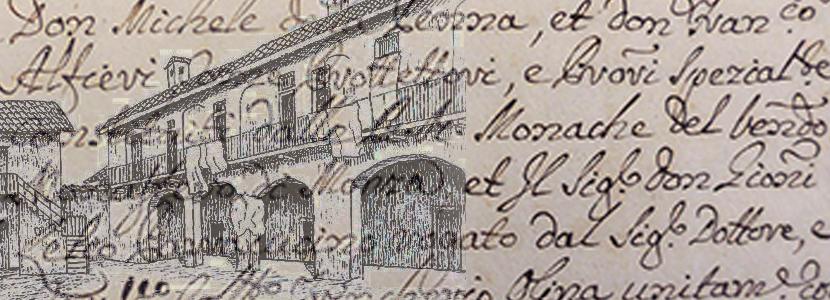 """VELATE: LA VERA ORIGINE DELLA MADONNA DEL """"PASSIN"""" E LE SCOMPARSE CASCINE RAMPINA E TAMBURINA"""