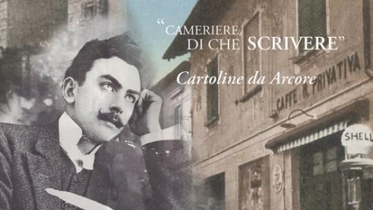 USCITA DEL LIBRO SULLE CARTOLINE D'EPOCA DI ARCORE