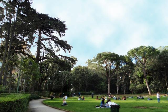 Giardini di Villa Floridiana