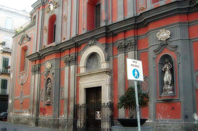 Chiesa di Sant' Angelo a Nilo