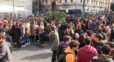 Incontro di giovani a Napoli