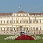 Monza-facciata principale Villa Reale - Copia