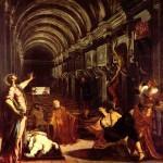 Tintoretto Brera