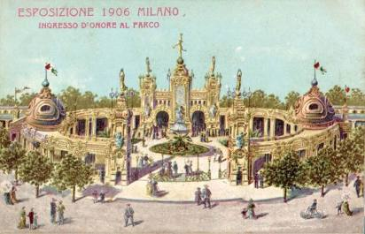 Ingresso Expo 1906