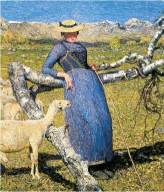 Mezzogiorno sulle Alpi 1893