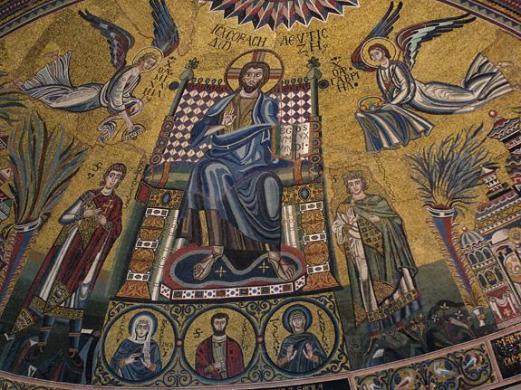 Mosaico abside