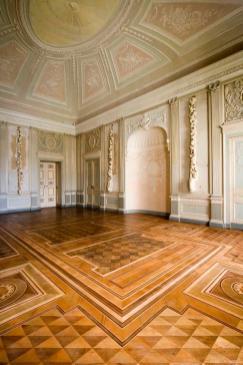 Interno Villa Reale