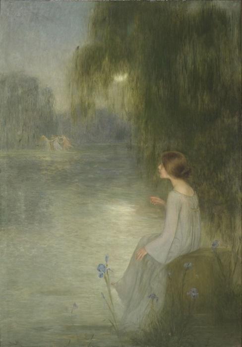 Joan Brull, Il sogno, 1898
