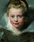 Rubens, Ritratto della figlia Chiara Serena