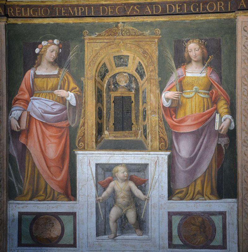 S. Cecilia e S.Orsola