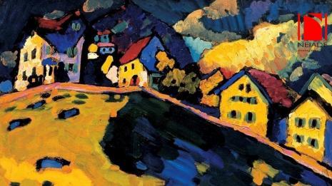 Kandinsky-Mudec