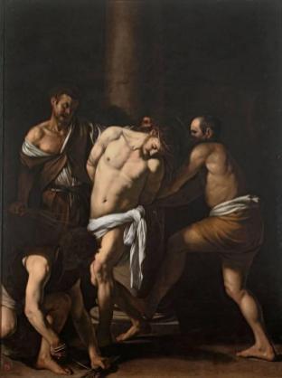 Flagellazione, 1607