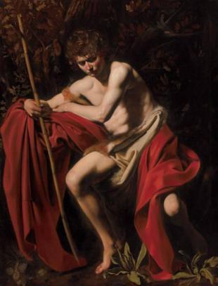 Caravaggio, S. Giovanni Battista