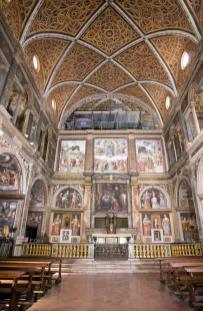 S. Maurizio - aula dei fedeli