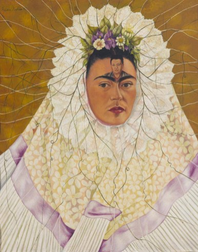 Frida Kahlo - Diego in my thoughts