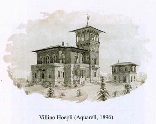 Villino Hoepli (demolito)