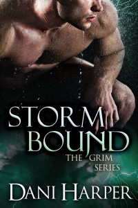 STORM BOUND, FEATURE BOOK