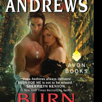 Review Post – Burn For Me by Ilona Andrews (4.5 Stars)