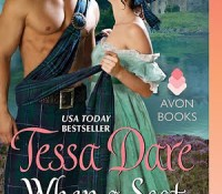 Review Post : When a Scot Ties the Knot by Tessa Dare (5 Stars)