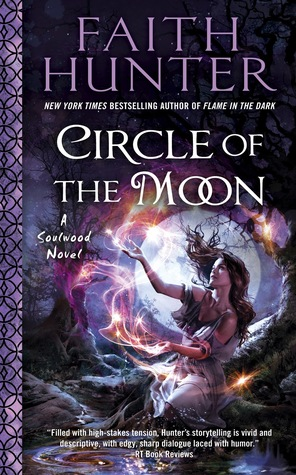 Blog Tour & Giveaway : Excerpt and Review of Circle of the Moon by Faith Hunter (Incl. $50 Gift Card Giveaway)