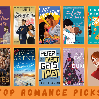 Top Picks Romance Preview Post : Our Pick of the weeks book releases