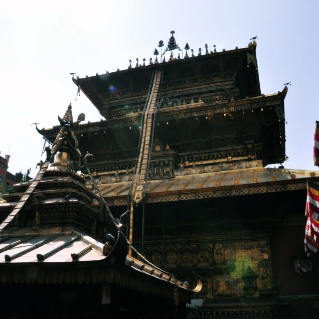 Golden Temple - Patan (Nepal)