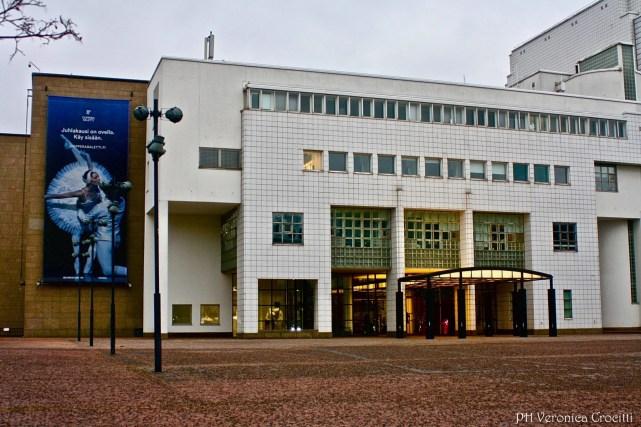 Casa della Musica - Suomen Kansallisoopera
