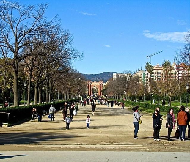 Parc de la Ciutadella - Barcellona (Spagna)