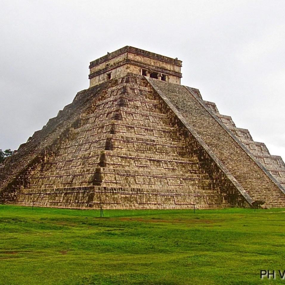 El Castillo - Chichén Itzá (Messico)