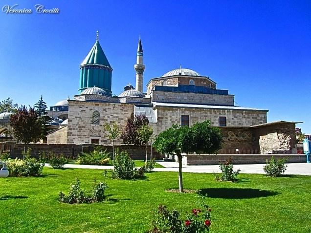 Monastero e Mausoleo di Mevlana - Konya (Turchia)