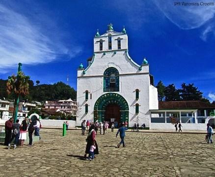 Chiesa di San Juan Chamula - Chiapas (Messico)