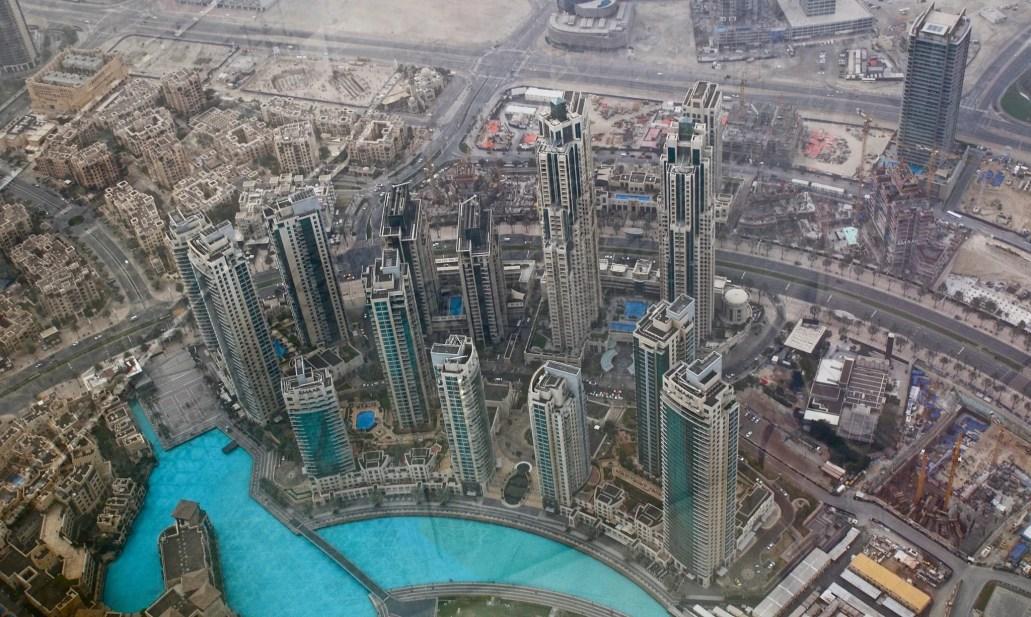 Burj Khalifa. Dubai - Emirati Arabi Uniti