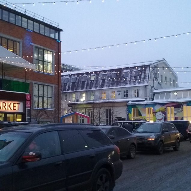 "Design Factory ""Flacon"", Mosca (Russia)"