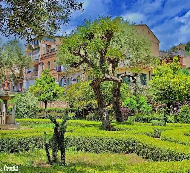 Villa Comunale - Taormina, Messina (Sicilia)