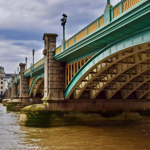 Blackfrias Bridge 2, Londra (Inghilterra)-min