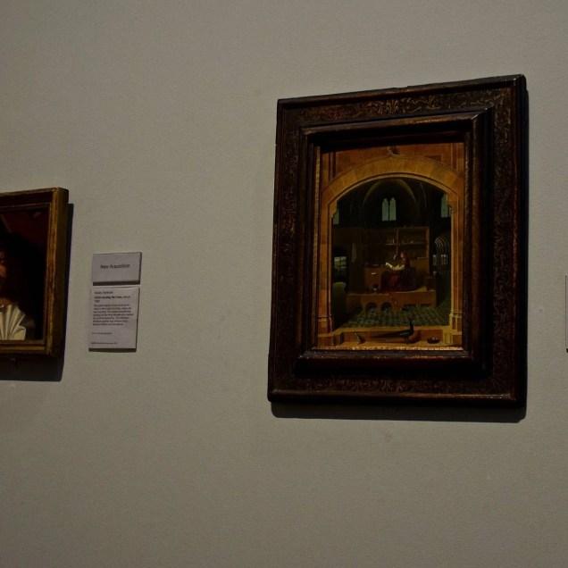 """""""San Gerolamo nello Studio"""" di Antonello da Messina - National Gallery (Londra - Inghilterra)"""