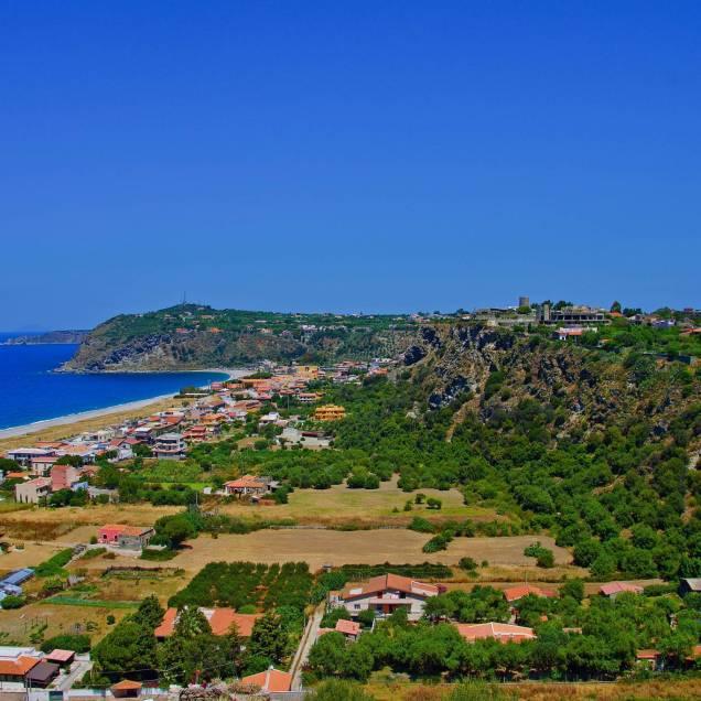 Capo Milazzo (Messina - Sicilia)