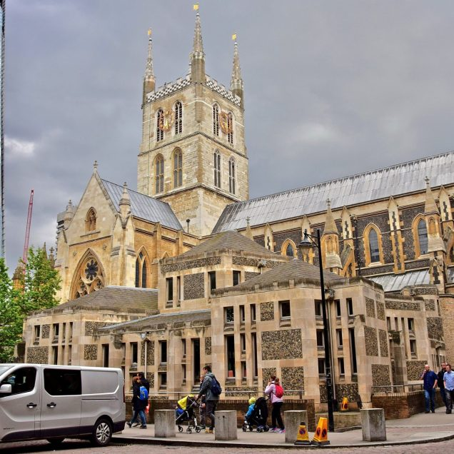Southwark Cathedral, Londra (Inghilterra)-min