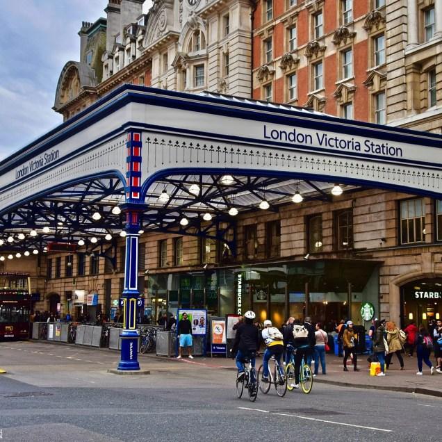 Victoria Station, Londra (Inghilterra)-min
