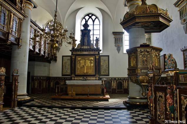 Chiesa, Castello di Amleto - Krongborg Castle (Helsingōr - Danimarca)