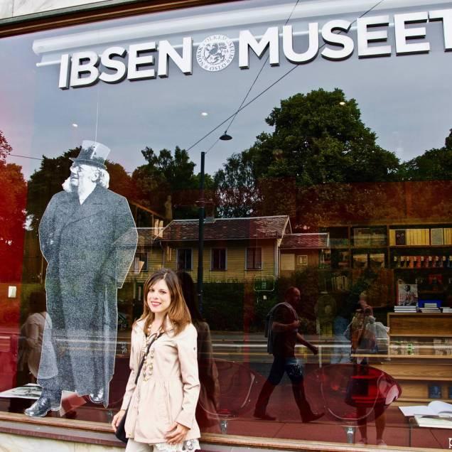 Ibsen Museum - Oslo, Norvegia