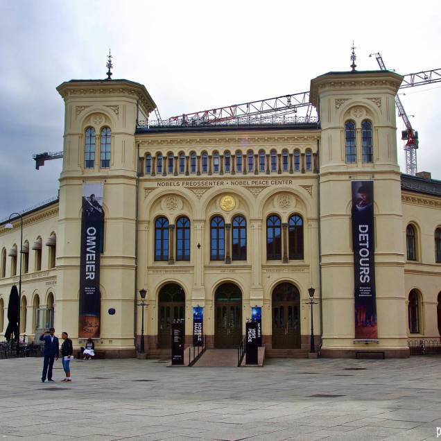 Nobel Peace Center - Oslo, Norvegia