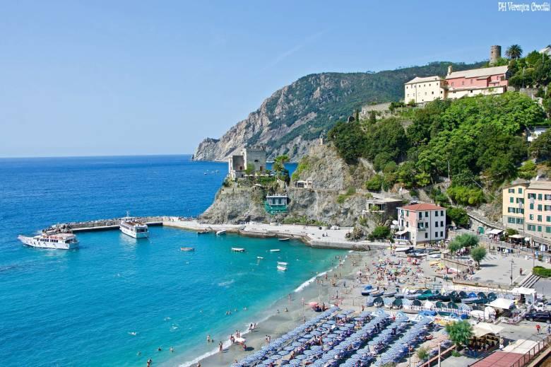 Monterosso sul Mare, Cinque Terre (Liguria, Italia)