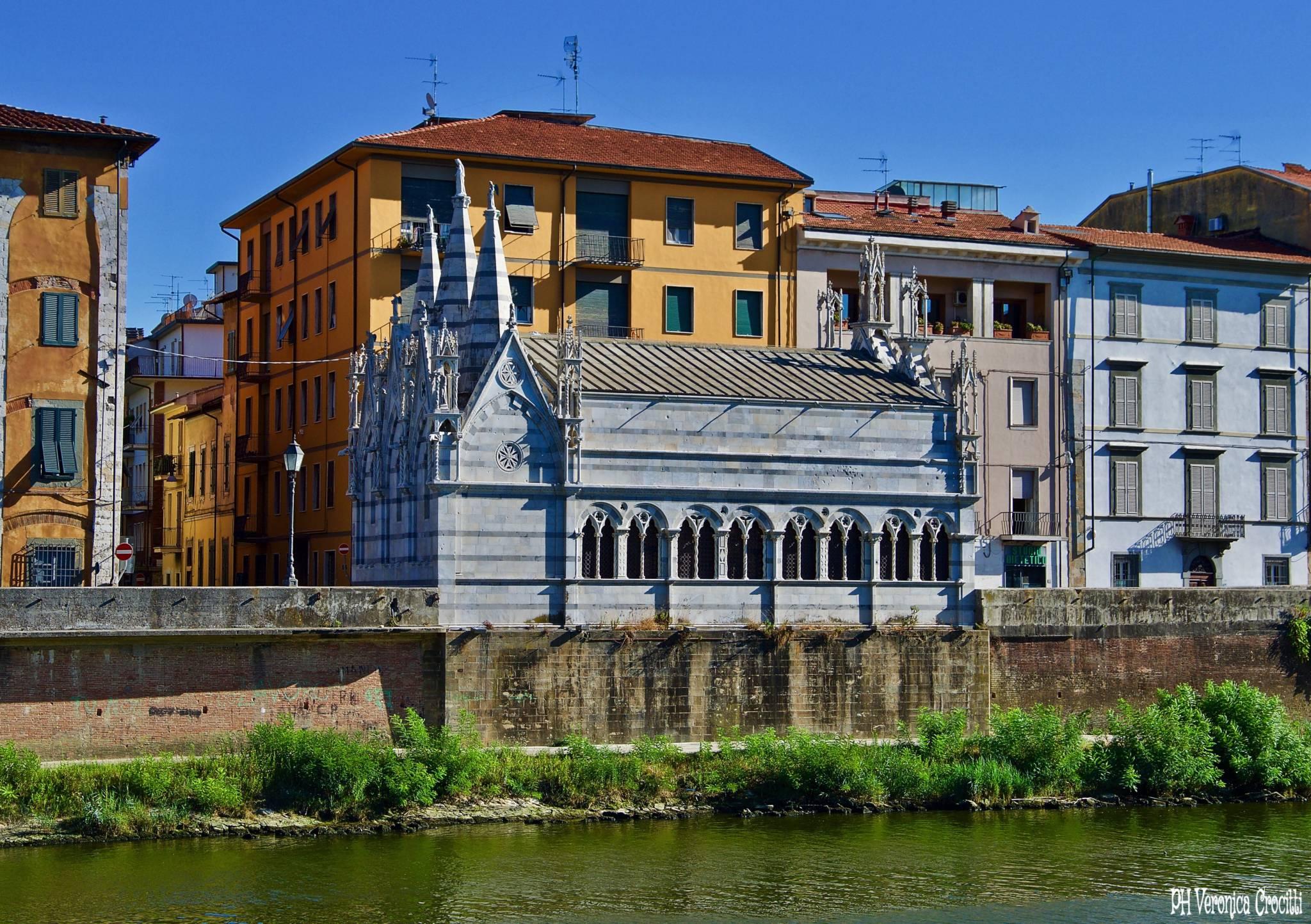 Santa Maria della Spina - Pisa, Italia