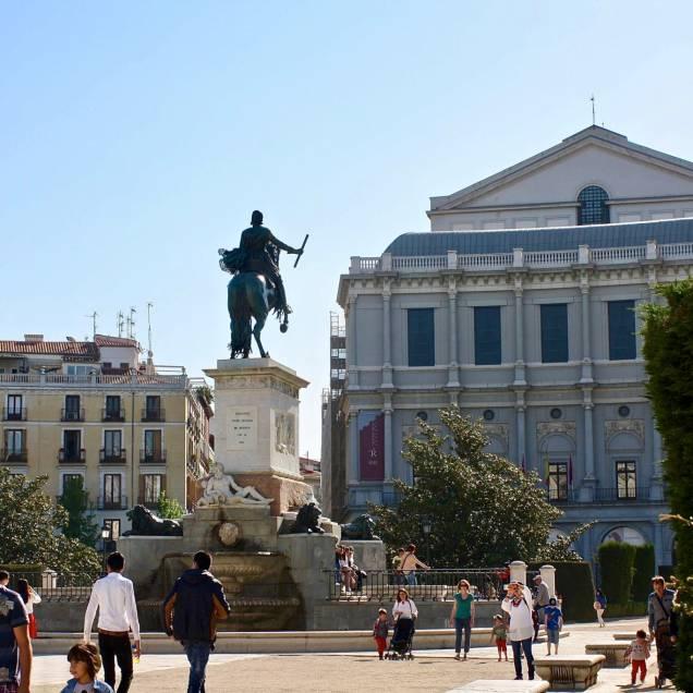 Teatro Real - Madrid, Spagna